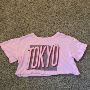 A cute crop top from Forever 21!